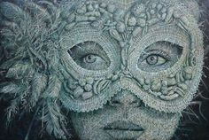 Vibrant Hallucinatory Visions : Joanna Krotka