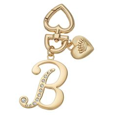 #B is for #BrookeCandy! There's a @juicycouturela initial #keychain for everyone! #Shop @kohls #AfterChristmasSale #Christmas #Designer #Fashion #JuicyCouture #Model #Music  www.brookecandyofficial.com www.juicycouture.com