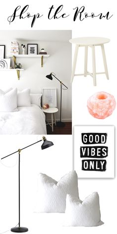 Budget Bedroom Makeover: Shop the Room · A Plentiful Life  Bedroom on a budget, see where you can find similar items.
