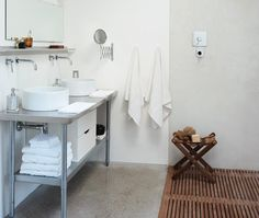 Bathroom Renovation: Toilets tend to be the most expensive fixture to move
