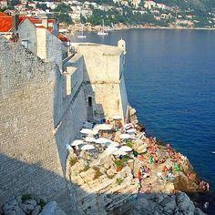 Dubrovnik, Croatia Adriatic Sea, Dubrovnik Croatia, Tower Bridge, Coast, Travel, Voyage, Viajes, Traveling, Trips