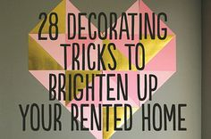 33 Irresistibly Spring DIYs REALLY cute ideas for parties, adventures, etc.  Pin image is misleading - not really exclusive for homes.