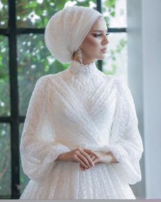 Top 3 Hijab Wedding Dress Brands and Most Preferred Wedding Dress Models . - Top 3 Hijab Wedding Dress Brands and Most Preferred Wedding Dress Models - Hijabi Wedding, Muslimah Wedding Dress, Muslim Wedding Dresses, Muslim Brides, Wedding Attire, Muslim Couples, Muslim Girls, Modest Wedding, Wedding Dress Brands