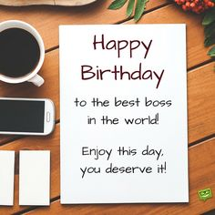 From sweet to funny birthday wishes for your boss pinterest happybirthday wishes wp content uploads 2016 12 happy birthday wishes for boss funnyg m4hsunfo