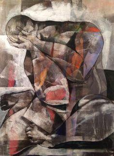 HOMBRE LLORANDO por David Robinson