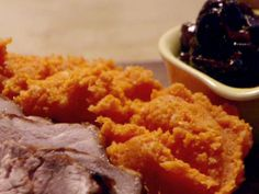 Get Spiced Carrot Puree Recipe from Food Network