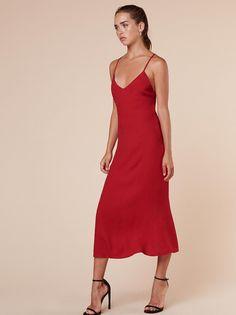 Flint dress cherry 1 clp