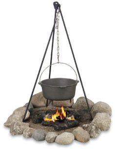 Texsport Campfire Tripod:Amazon:Sports & Outdoors