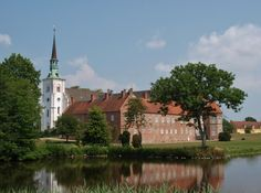 Brahetrolleborg Castle, Denmark