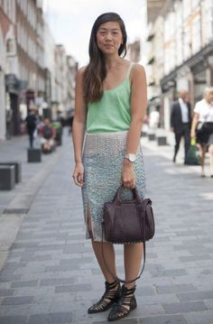 Street Style Inspired Office Looks #Style #Streetstyle #Fashion