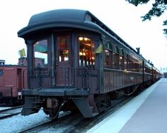 Train Vacations in Texas