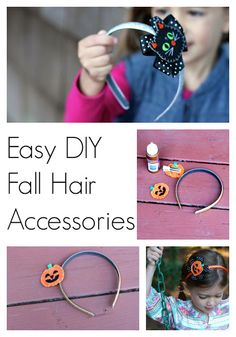 Easy DIY Headbands & Bows || The Chirping Moms