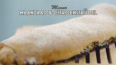 Maanzaad & Citroen Strüdel - Menno
