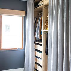 Maximize Storage - 15 Genius Space-Saving Room Ideas - Sunset Mobile