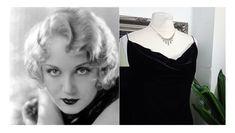Blue Velvet Dress, Velvet Gown, Old Hollywood Dress, Hollywood Glamour, Black Prom Dresses, Ball Dresses, Bias Cut Dress, Cocktail Dress Prom, 1930s Dress