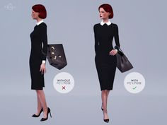 Hermès Birkin & Pose set by Starlord and FlowerChamber Hello simblrs, I'm…