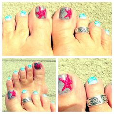 4th july toes nail fun pinterest toe solutioingenieria Image collections