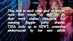 dailynewtina — lilkisara: Newt & Tina in Fantastic Beasts and...