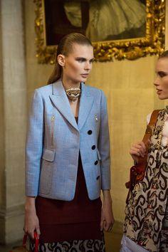 Le look beauté du défilé Dior croisière 2017 | Dior Resort 2017