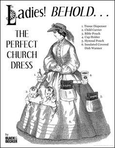 Church Dress by Black & Decker  I especially like the dish warmer!!!