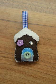 Gingerbread House - Christmas