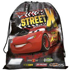 Cars Sporttasche, Lizenzartikel aus Großhandel und Import