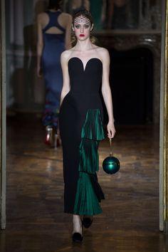 The Best Gowns From Paris Couture Week  - ELLE.com - Ulyana Sergeenko (=)