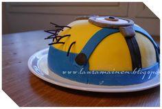 Lauramainen: Minion cake