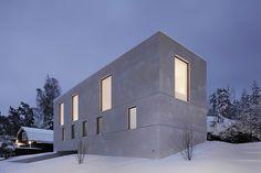 Fourfoursixsix, Villa Mörtnäs, Mörtnäs, Stockholm, Sweden