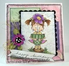 Sassy Cheryl challenge #114 Stitching-faux or real by jaydekay - Cards and Paper Crafts at Splitcoaststampers