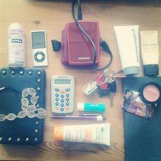 In my bag..  by Nien