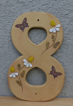 Air Dry Clay, Numbers, Pottery, Symbols, Pottery Ideas, Mud, Ceramica, Pottery Marks, Ceramic Pottery