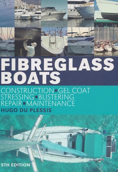First published forty years ago, this valuable reference work is written in a non-technical style with practical advice on working with fiberglass to make repairs and improvements correctly to extend