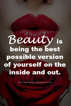 quotes on beauty make up  cosmetics  heartfelt quotes