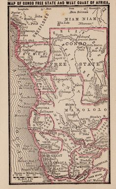 In this Map of the Kongo region in 1887 shows that much of the interior territory is marked has unexplored, its therefore clear to us to realize the clear ignorant and irresponsible manner in which those state powers at the Berlin Conference of have acted Congo Free State, World Map Decor, Blue Green Eyes, Africa Map, Office Wall Art, State Map, Antique Maps, Cartography, Conference