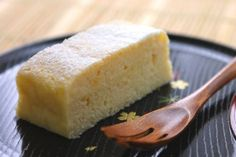 優しい風味がほわ〜☆酒粕のスフレケーキ。 - 千種の、ほんまにうまいもんだけ。