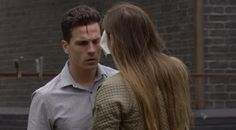 After a dramatic meltdown, EastEnders spoilers tease that Steven Beale (played by Aaron Sidwell) has gone even further in his diabolical plot. He told his girlfriend Lauren (played by Jaquelin Jossa) that he had developed a brain tumour. Which is clearly a lie he is telling to get her to stay in Wal