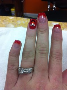 127 Best Nail Art Images On Pinterest Cute Nails Pretty Nails And