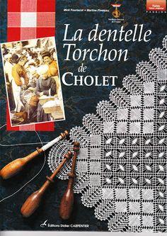 La Dentelle Torchon de Cholet - Made By Me - Álbuns da web do Picasa