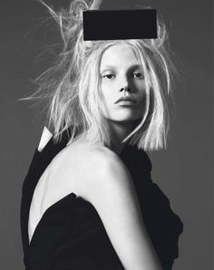 Suvi Koponen by Mert + Marcus for Vogue Paris // March 2013