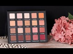 Violet Voss Holy Grail Eye Shadow Palette! Review & Swatches!