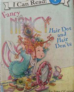Fancy Nancy... For begining readers