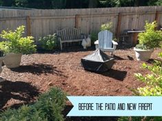 Diy Backyard Makeover Ideas 15 before and after backyard makeovers hgtv Easy Diy Firepit Progress On The Fall Backyard Makeover Project