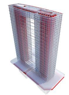 Galeria de Primeiro lugar no concurso das Torres duplas para o Campus de Alta Tecnologia e Pesquisa / KSP Jürgen Engel Architekten - 9