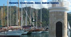 Marmaris Greek Islands Datca Bodrum Itinerary