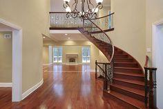Treppen und Geländer in verschiedenen Ausführungen