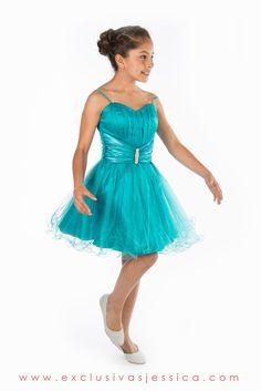 Vestido azul jade wellness