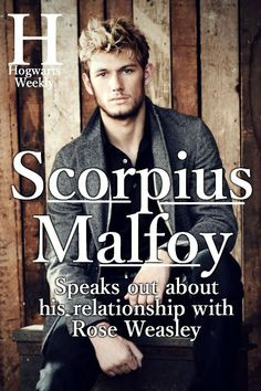 Scorpius Malfoy Inside The Leaky Cauldron