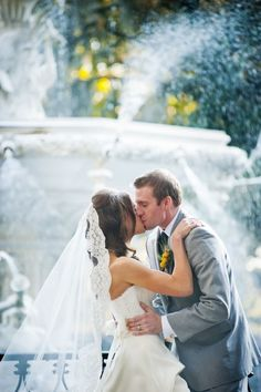 Veil! I want a super long veil with lace on the edges :)