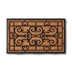 Smith Amp Hawken 174 22x48 Quot Door Mat Ebony Purple Home